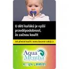 Tabák Aqua Mentha Lmnbry 50 g