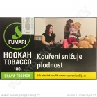 Tabák Fumari Brava Tropica 100 g