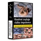 Tabák do vodní dýmky Golden Pipe World Edition USA 50 g