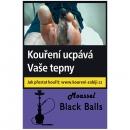 Tabák do vodní dýmky Black Balls Moassel 50 g