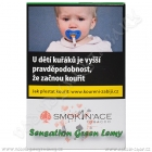 Tabák Smokin´Ace Sensation Green Lemy 50 g