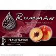 Tabák do vodní dýmky Broskev Romman 40 g
