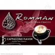 Tabák do vodní dýmky Cappucino Romman 40 g