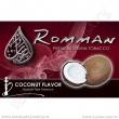 Tabák do vodní dýmky Kokos Romman 40 g