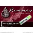 Tabák do vodní dýmky Spearmint Romman 40 g