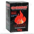 Uhlíky do vodní dýmky CoCoBrico 1 Kg