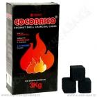 Uhlíky do vodní dýmky CoCoBrico 3 Kg