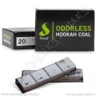 Uhlíky do vodní dýmky Fumari Odorless 20 ks