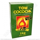 Uhlíky do vodní dýmky Tom Cococha 1 kg Hexagon