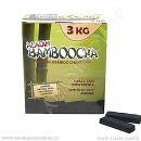 Bambusové uhlíky pro vodní dýmky BamBoocha 3 kg