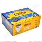 Uhlíky do vodní dýmky Carbopol Crown 40 mm BOX 10 KS