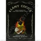 Uhlíky do vodní dýmky Flamy Cocos 1 Kg