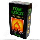 Uhlíky do vodní dýmky Tom Cococha 3 Kg Green