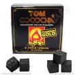 Uhlíky do vodní dýmky Tom Cococha 9 ks Gold