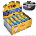 Uhlíky do vodní dýmky Carbopol Crown 40 mm