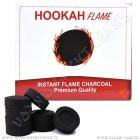 Uhlíky do vodní dýmky Hookah Flame 33 mm