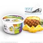 Ice Frutz vaporizační gel Ananas 100 g