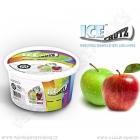 Ice Frutz vaporizační gel Dvojité jablko 100 g