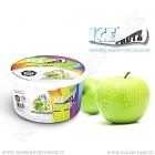 Ice Frutz vaporizační gel Zelené jablko 100 g