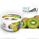 Ice Frutz vaporizační gel Kiwi 100 g