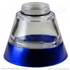 Váza k vodní dýmce King Hookah Espresso modrá