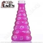 Váza pro vodní dýmky Aladin Dhaka 30 cm růžová