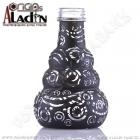 Váza pro vodní dýmky Aladin Saigon 24 cm černá