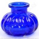 Váza k vodní dýmkce Pumpkin modrá