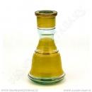 Váza pro vodní dýmky Top Mark 16 cm Anat žlutá