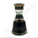 Váza pro vodní dýmky Top Mark 19 cm Eset černá