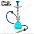 Vodní dýmka Aladin Barcelona II 52 cm tyrkysová