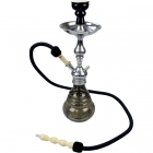 Vodní dýmka Aladin Barcelona III 52 cm šedá