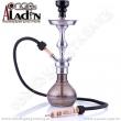 Vodní dýmka Aladin Barcelona 52 cm šedá