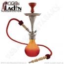 Vodní dýmka Aladin Bogota II 48 cm oranžová