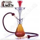 Vodní dýmka Aladin Bogota IV 48 cm oranžová