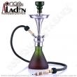 Vodní dýmka Aladin Bogota 48 cm zelená