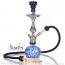 Vodní dýmka Aladin Koufy 43 cm modrá