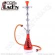 Vodní dýmka Aladin Manila 87 cm oranžová
