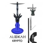 Vodní dýmka Alookah Krypto Blue