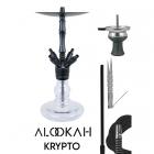 Vodní dýmka Alookah Krypto Clear