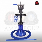 Vodní dýmka AMY Alu Buzz Bag - black blue