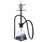 Vodní dýmka Amy Aero-X 039 70 cm black - RS black powder