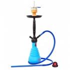 Vodní dýmka Amy Cityscape Klick II - blue - RS Black Powder