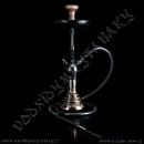 Vodní dýmka Kaya Black Orb ELOX 480 Jewel Konik Click 2S černá
