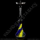 Vodní dýmka Kaya Marbel PNX 63 cm