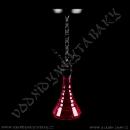 Vodní dýmka Kaya ELOX 630CE Combat Black 2S Pink Clear