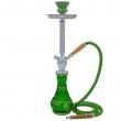 Vodní dýmka Tigris Hookah Jumara 51 cm zelená