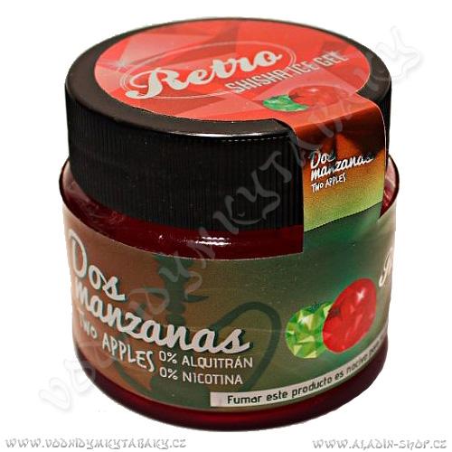 Retro Shisha Ice Gel Dvě jablka 150 g