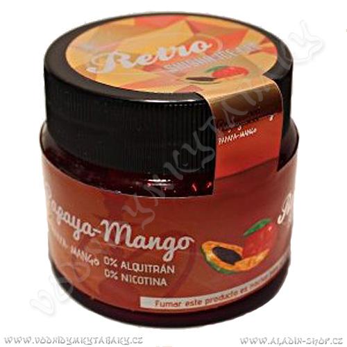 Retro Shisha Ice Gel Papaya a Mango 150 g
