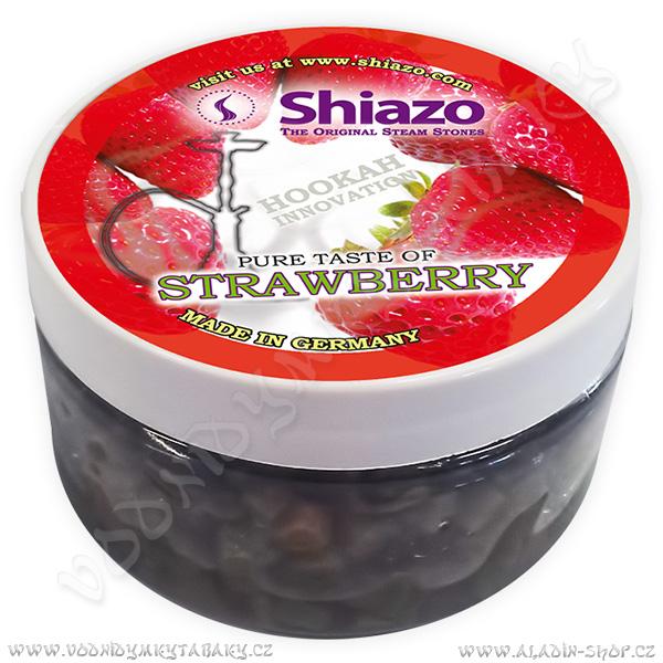 Minerální kamínky Shiazo Jahoda 100g